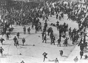 Bloody Sunday 1913